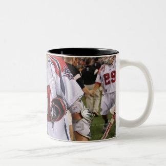 DENVER, CO - JULY 30:  Kevin Buchanan #27 Two-Tone Coffee Mug