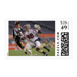 DENVER, CO - JULY 30:  Max Quinzani #88 2 Stamp