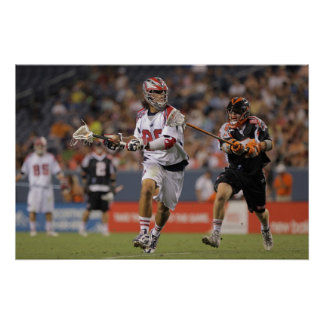 DENVER, CO - JULY 30:  Paul Rabil #99 3 Poster