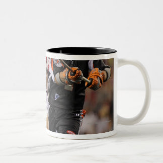 DENVER, CO - JULY 30:  Paul Rabil #99 4 Two-Tone Coffee Mug
