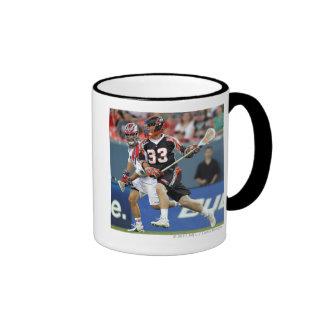DENVER, CO - JULY 3: Bill McGlone #33 Ringer Mug