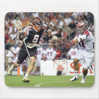DENVER, CO - JULY 3: Brian Langtry #6 2 Mouse Pad