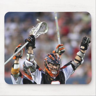 DENVER, CO - JULY 3: Brian Langtry #6 Mouse Pad