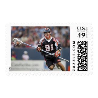 DENVER, CO - JULY 3: Dillon Roy #91 2 Postage Stamp