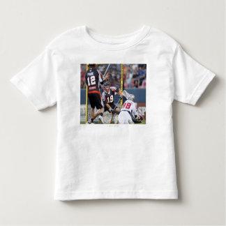 DENVER, CO - JULY 3: Goalie Jesse Schwartzman 2 Toddler T-shirt