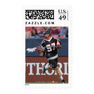 DENVER, CO - JULY 3: Peet Poillon #57 Stamp