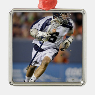 DENVER, CO - JUNE 11: Alex Smith #5 Metal Ornament