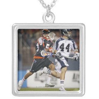 DENVER, CO - JUNE 11: Casey Cittadino #5 Silver Plated Necklace