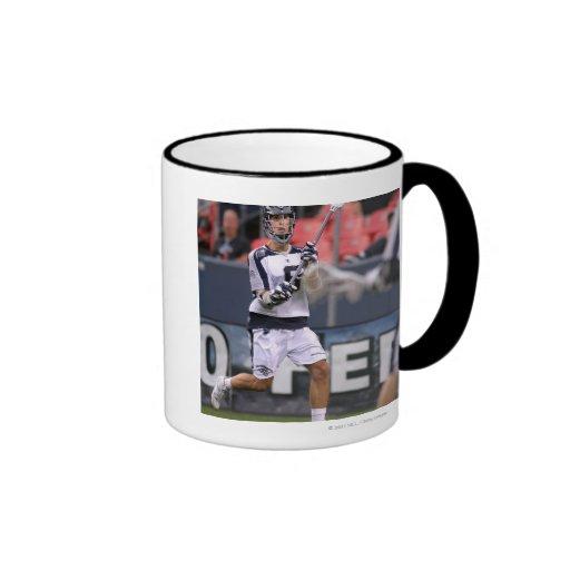 DENVER, CO - JUNE 11: Danny Glading #9 Ringer Coffee Mug