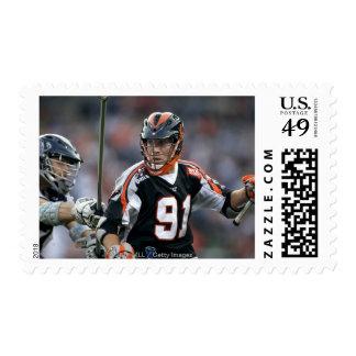 DENVER, CO - JUNE 11: Dillon Roy #91 Postage Stamp
