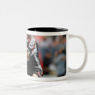 DENVER, CO - JUNE 11: Peet Poillon #57 Two-Tone Coffee Mug