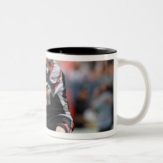 DENVER, CO - JUNE 11: Peet Poillon #57 Two-Tone Coffee Mug