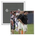 DENVER, CO - JUNE 25:  Head coach Tom Slate Pinback Button