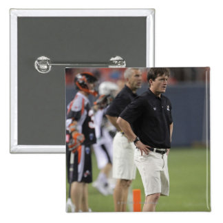 DENVER, CO - JUNE 25:  Head coach Tom Slate Button