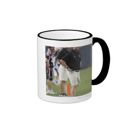 DENVER, CO - JUNE 25:  Head coach Tom Slate Ringer Coffee Mug