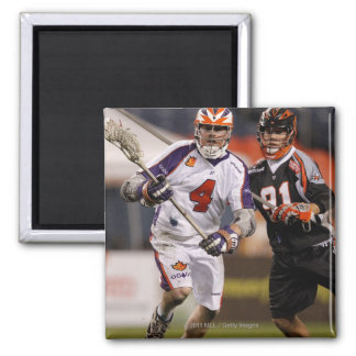 DENVER, CO - MAY 14:  Geoff Snider #4 2 2 Inch Square Magnet