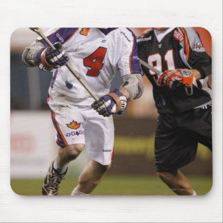 DENVER, CO - MAY 14:  Geoff Snider #4 2 Mouse Pad