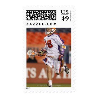 DENVER, CO - MAY 14:  Jarrett Davis #18 Stamps