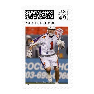 DENVER, CO - MAY 14:  Joe Walters #1 Hamilton 2 Stamp