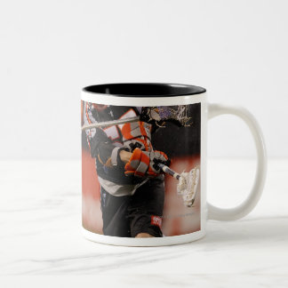 DENVER, CO - MAY 14:  Peet Poillon #57 Denver 2 Two-Tone Coffee Mug