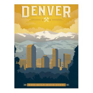Denver, CO Postal