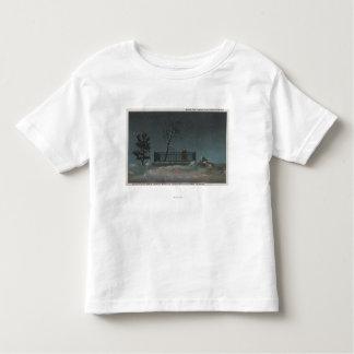 Denver, CO - View of Buffalo Bill's Grave Toddler T-shirt
