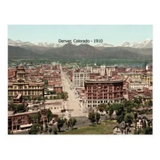 Denver, Colorado - 1910 Postales