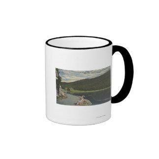 Denver, Colorado 3 Ringer Coffee Mug