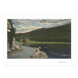 Denver, Colorado 3 Postcards