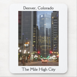 Denver, Colorado - A Mile High City Mouse Pad