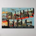 Denver, Colorado - Buckley Field Posters