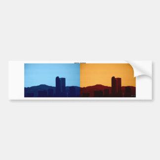 DENVER, COLORADO BUMPER STICKER