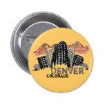 Denver Colorado button