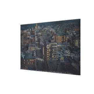 Denver, Colorado Canvas Print