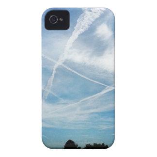 Denver Colorado ChemTrails iPhone 4 Case-Mate Cases