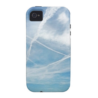 Denver Colorado ChemTrails Vibe iPhone 4 Covers