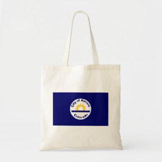 Denver, Colorado Flag Tote Bag