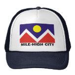 Denver, Colorado Flag Hat