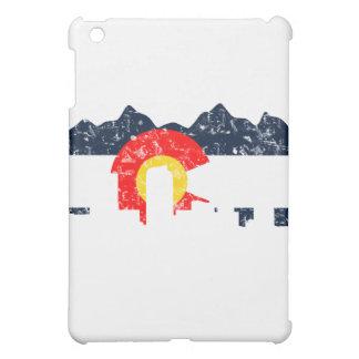 Denver Colorado Flag iPad Mini Cover