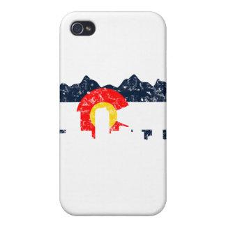 Denver Colorado Flag iPhone 4 Cover