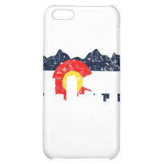 Denver Colorado Flag iPhone 5C Cases