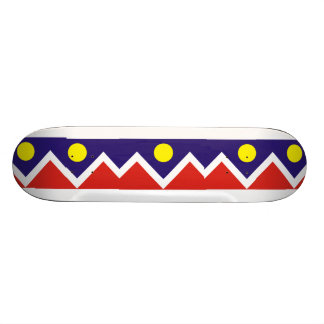 Denver, Colorado Flag Skateboard Deck