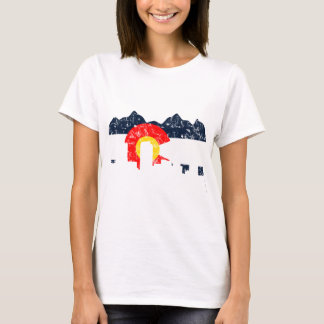 Denver Colorado Flag T-Shirt