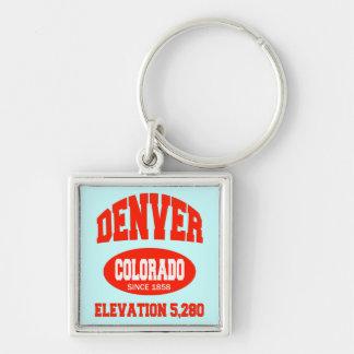 Denver Colorado Key Chains