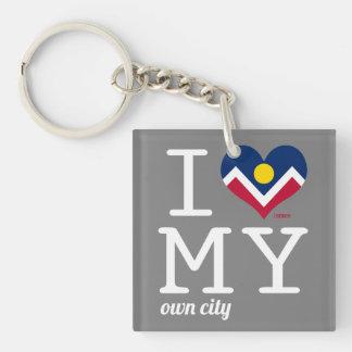 Denver | Colorado Acrylic Keychain