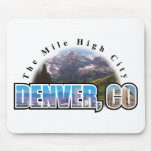 Denver Colorado Mousepads