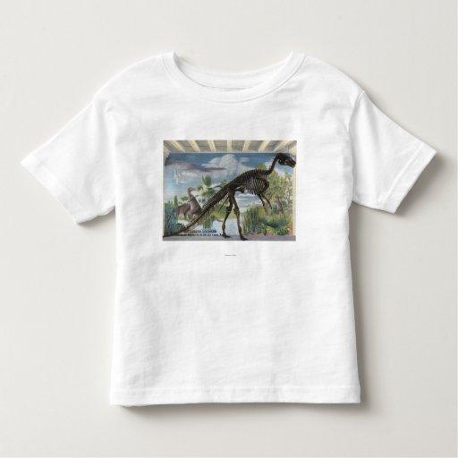 Denver, Colorado - museo de la historia natural T Shirts