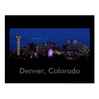 Denver, Colorado Postales