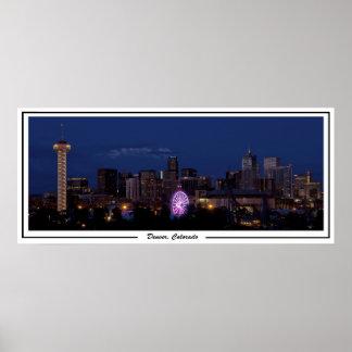 Denver, Colorado Póster