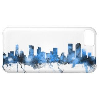 Denver Colorado Skyline Cover For iPhone 5C